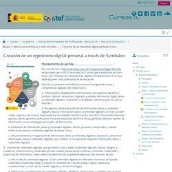 Marzo19_OrientaEdc_1: Creación de un repositorio digital personal a través de Symbaloo
