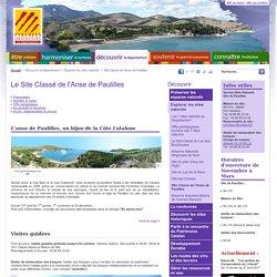 Le Site Classé de l'Anse de Paulilles dans les Pyrénées-Orientales - Conseil Départemental des Pyrénées-Orientales