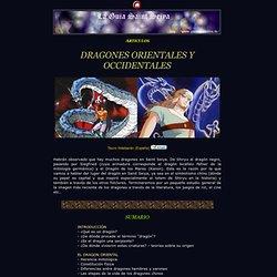 Página para profundizar en el saber de los dragones