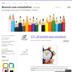 Blog | Reussir-son-orientation | Conseil, accompagnement pour l'Orientation, à Caen