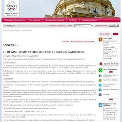 Projet de loi d'orientation agricole : (rapport)