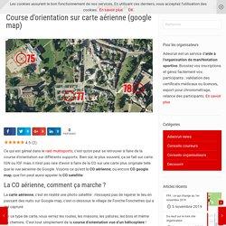 Course d'orientation sur carte aérienne (google map) - Adeorun : l'inscription en ligne pour vos événements