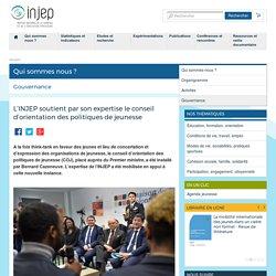L'INJEP soutient par son expertise le conseil d'orientation des politiques de jeunesse