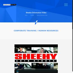 Sheehy Orientation Video - Washington DC Video Production