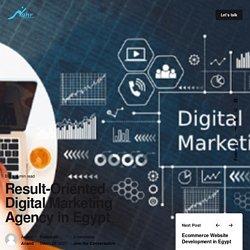 Result-Oriented Digital Marketing Agency in Egypt - Nahr