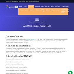 Job Oriented ASP.Net Course in Durgapur