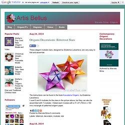 Origami - Artis Bellus
