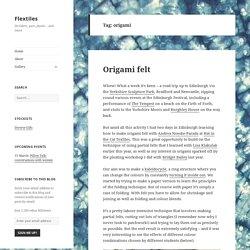 origami – Flextiles