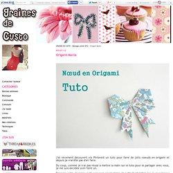 Origami Mania - GRAINES DE CUSTO