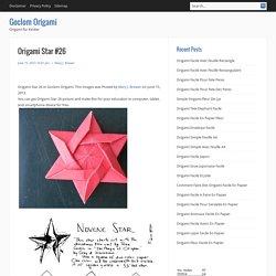 Goclom Origami