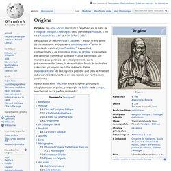 Origène
