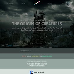 The Origin of Creatures