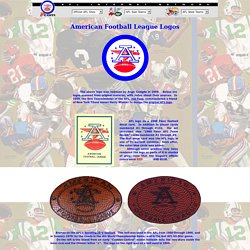 Original AFL Decals