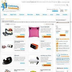 Cadeaux High Tech original et insolite - Cadeau Geek idéal - Cadeaux et Tendances
