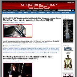 Star Wars : The Original Prop Blog – Jason DeBord's TV and Movie Prop Memorabilia Resource