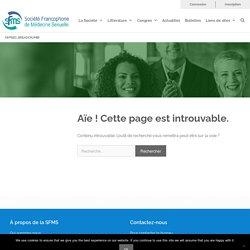 SFMS - Articles Originaux - Attachement dans le Couple et Sexualité