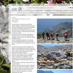 AORI - RANDOS ET TREKS ORIGINAUX EN CRÈTE: TOUR 1: Traversée des Montagnes Blanches (8 jours)