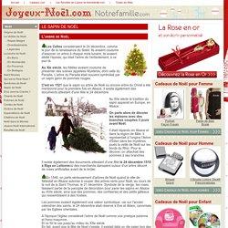 Le sapin de Noël : origine, traditions, décorations, acheter sur le web