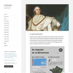 Les origines de la Révolution – LaContempo.fr