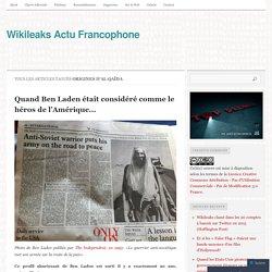 Wikileaks Actu Francophone