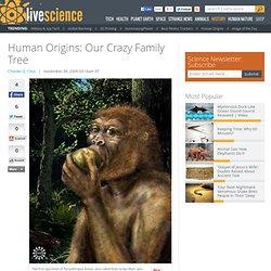 Human Origins: Our Crazy Family Tree