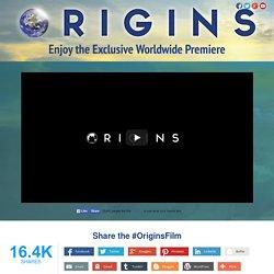 Origins Film Premiere