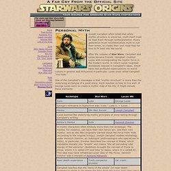 Star Wars Origins - George Lucas' Personal Myth