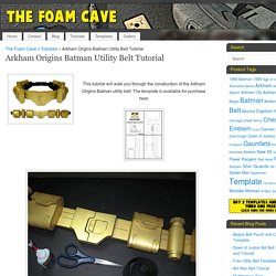 Arkham Origins Batman Utility Belt Tutorial – The Foam Cave