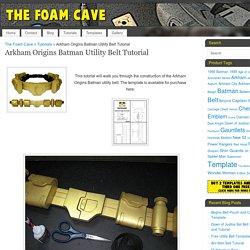 Arkham Origins Batman Utility Belt Tutorial – The Foam Cave