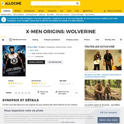 X-Men Origins: Wolverine - film 2009