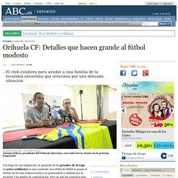 Orihuela CF: Detalles que hacen grande al fútbol modesto