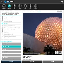 EPCOT ®: Orlando Attractions Review