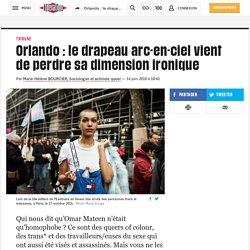 Orlando : le drapeau arc-en-ciel vient de perdre sa dimension ironique