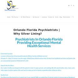 Orlando Florida Psychiatrists