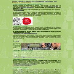 Le Groupe Ornithologique des Deux-Sèvres est une association de protection de la nature