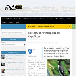 La réserve ornithologique du Cap-Sizun - AUDIERNE INFO