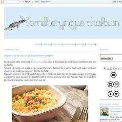 Coquillotto, le risotto de coquillettes-jambon