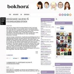 Oroväckande gallring på Stockholmsbiblioteken « Bokhora