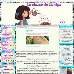 La classe de Chalys, GS-CP
