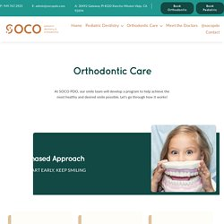 Orthodontic Care - Invisible Aligners & Braces Specialist