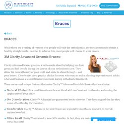 Align Best Braces for adults in Briarcliff Manor & Ossining
