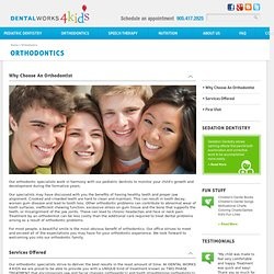 Orthodontist for Toronto, Richmond Hill, Vaughan