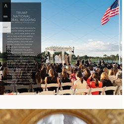 Orthodox Jewish Wedding at the Trump National Doral Miami