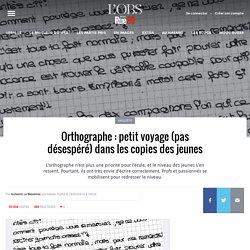 La France est nulle en orthographe, mais la résistance s'organise!