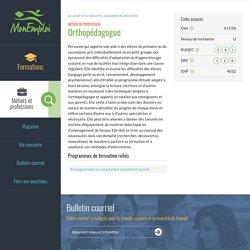 Orthopédagogue - Métiers et professions - MonEmploi.com