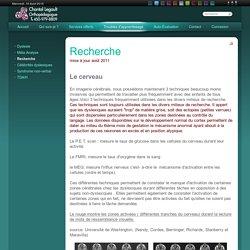Chantal Legault, Orthopédagogue spécialisée dans la dyslexie - Recherche