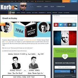 Orwell vs Huxley «