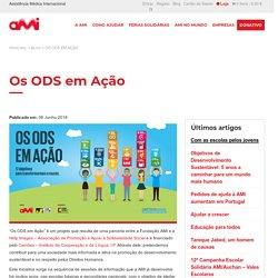 Os ODS em Ação - AMI