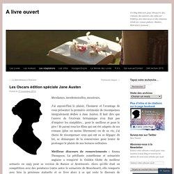 Les Oscars édition spéciale Jane Austen