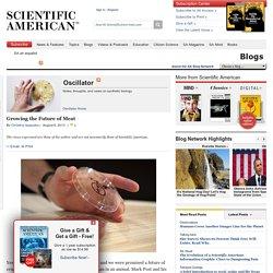 Oscillator, Scientific American Blog Network